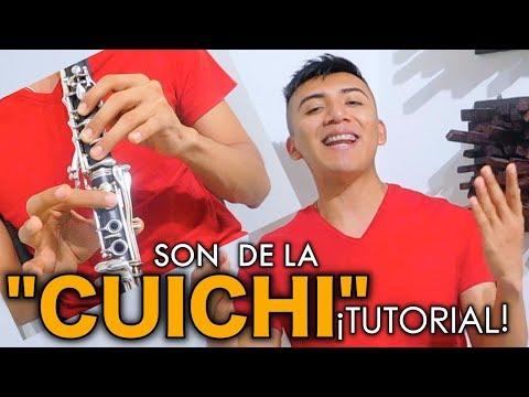 ¿Como tocar? LA CUICHI / Tuto de Clarinete /AU MUSIC