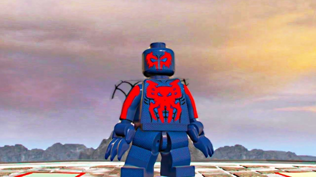 LEGO Marvel Super Heroes 2 - Spider-Man 2099 Free Roam ...