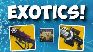 Destiny 2 - EXOTIC WEAPONS Help Stream! Outbreak, Whisper, & More! ANYONE WELCOME!