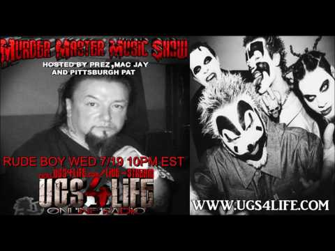 Rude Boy speaks about the ongoing feud with ICP and Twiztid