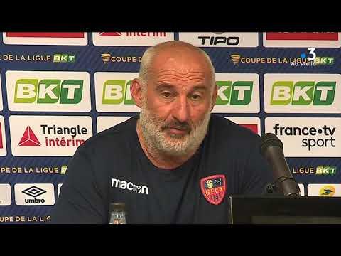 Coupe de la Ligue : les ajacciens soignent leur entrée - - France 3 Corse ViaStella