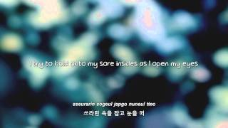 BEAST- Break Down lyrics [Eng. | Rom. | Han.]