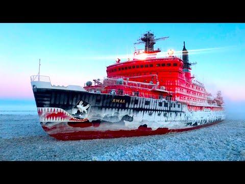 7 Самых огромных Кораблей-монстров в мире