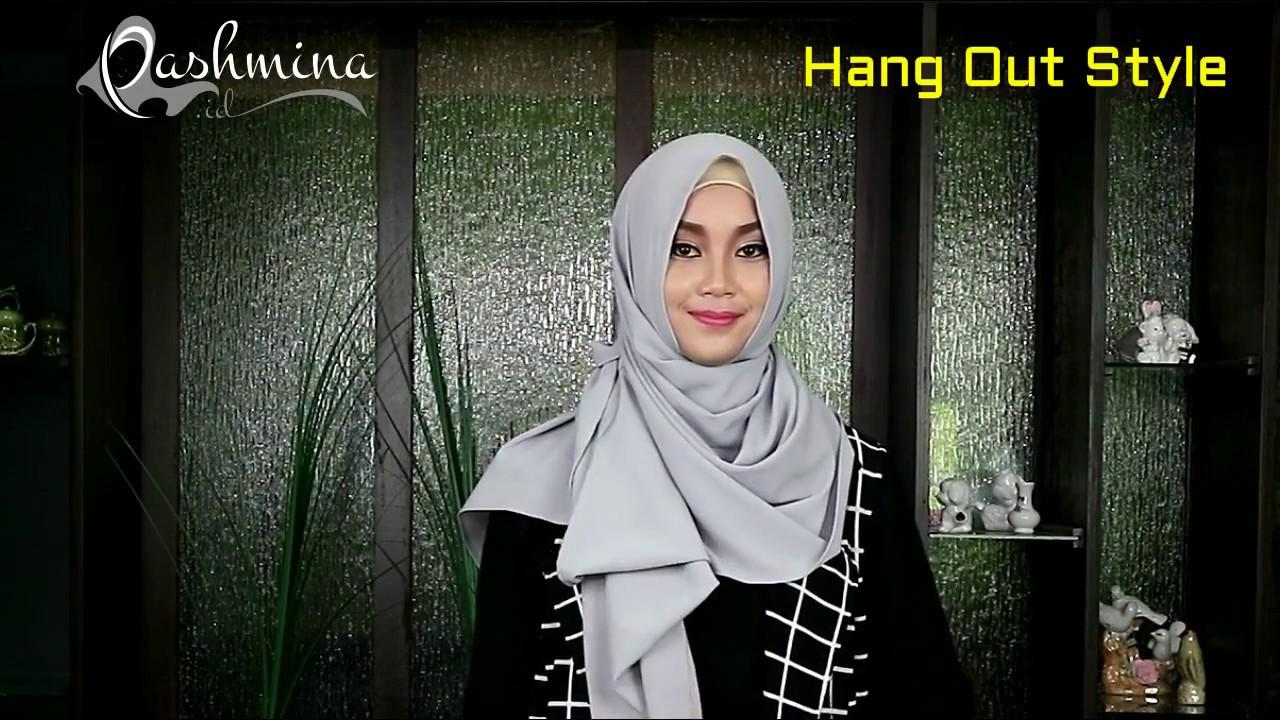 Tutorial Hijab Instan Hijabnya Satu Gaya Bisa Sesukamu By