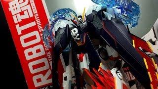 ROBOT Damashii Crossbone Gundam X-1 Full Cloth | REVIEW 163