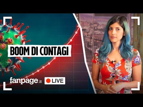 Boom di contagi in Italia, cosa prevede il nuovo decreto Covid: tutte le news in diretta