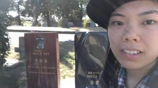 Bruce Lee s Grave