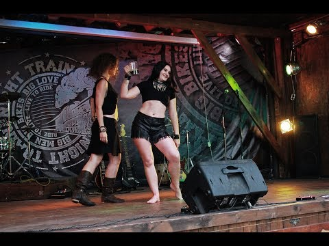 Rock'n'Blues Tribal Party 11.08.2019 - Black Coffee By Alina Alexandrova And Natalie Zakharova