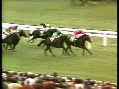 Commanche Run- The 1984 St. Leger Stakes (Doncaster)