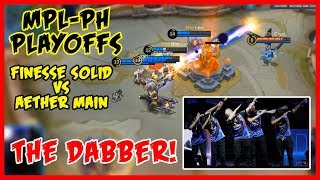 Gord is the Secret Weapon! Finesse Solid vs Aether Main | MPL PH Season 2 Playoffs
