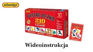 Jak grać? | Bystre Oczko - Adamigo | Wideoinstrukcja