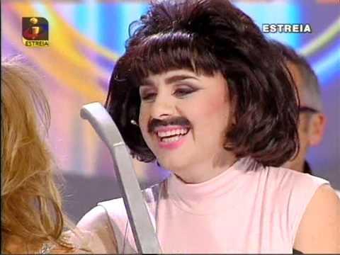 João Paulo Rodrigues (Freddie Mercury) - A Tua Cara Não Me É Estranha (TVI)