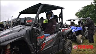 2019 Yamaha Wolverine X2 Dealer Demo Ride Impressions
