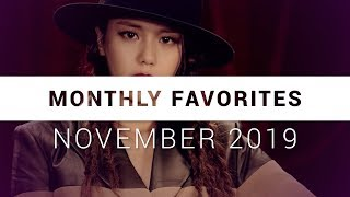 Monthly favorites: November 2019