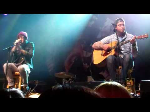Iris ( Cover Live Acoustic) - Sleeping With Sirens