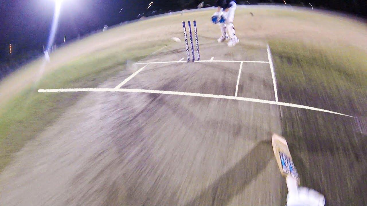 POV Batting Fastest Direct Hit RUNOUT || Pawan Gajula