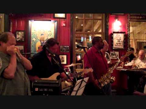 Full Throttle Blues Band - Down Home blues Live at Lucilles