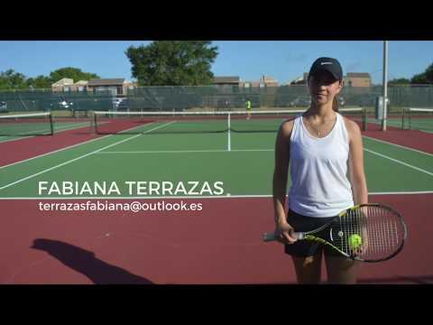 Fabiana Terrazas College Recruitment Video Fall 2018