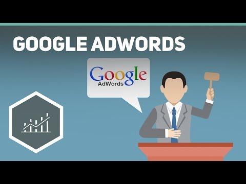Google AdWords Auktion einfach erklärt ● Gehe auf SIMPLECLUB.DE/GO & werde #EinserSchüler