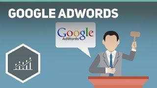 Google AdWords Auktion einfach erklärt