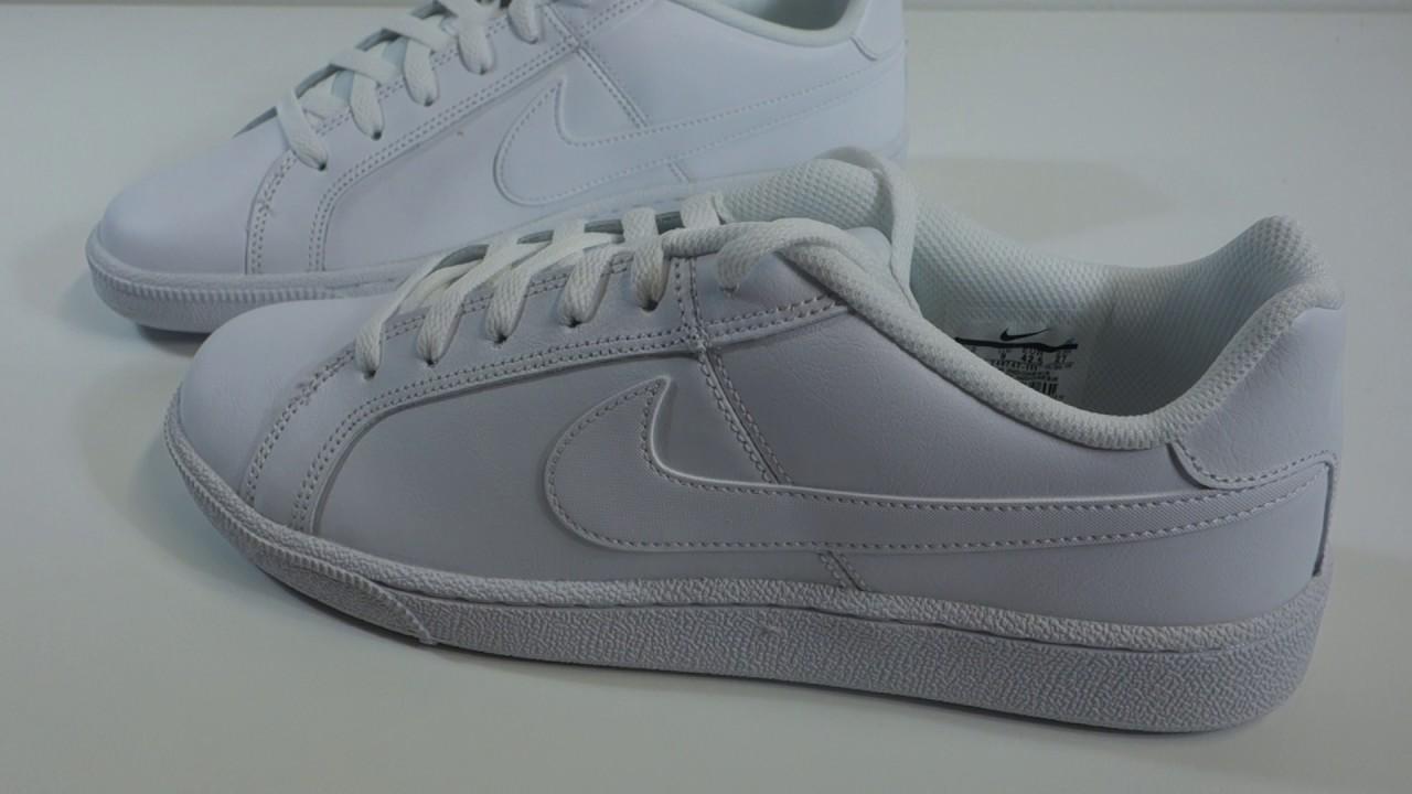 d8b552b97c84 Pánské stylové boty Nike Court Royale - YouTube