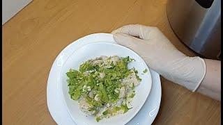 Свинина с грибами под сливочным соусом Рецепт в мультиварке