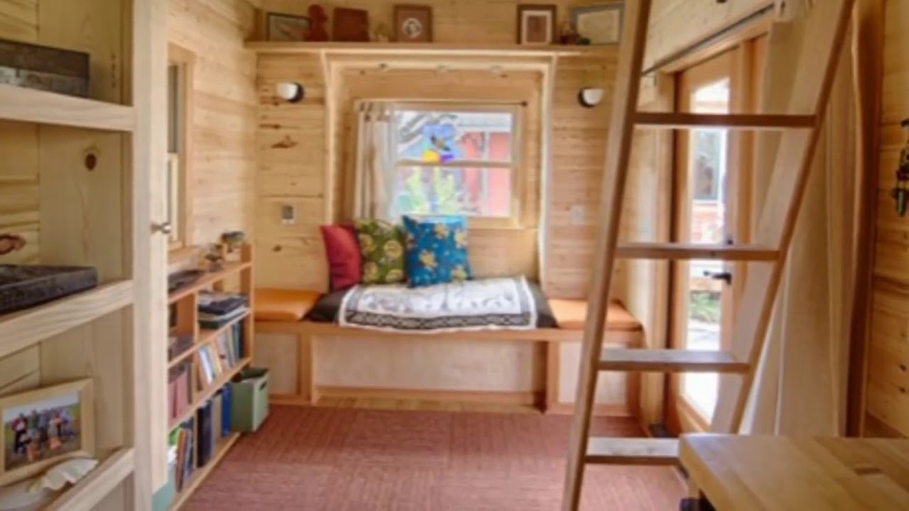 HOUSE DESIGN : Sweet Pea Tiny House – Plans to Build Your ...