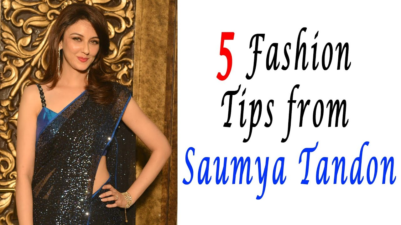 saumya tandon biography
