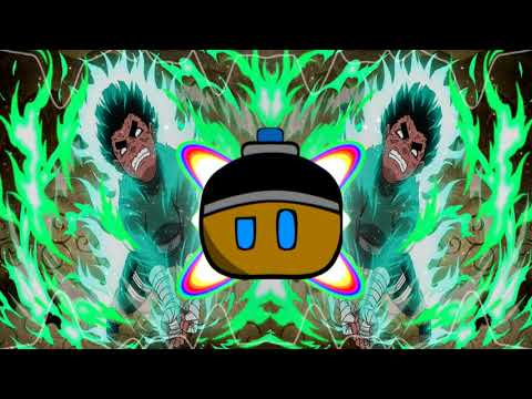 Rock Lee's hidden lotus remix