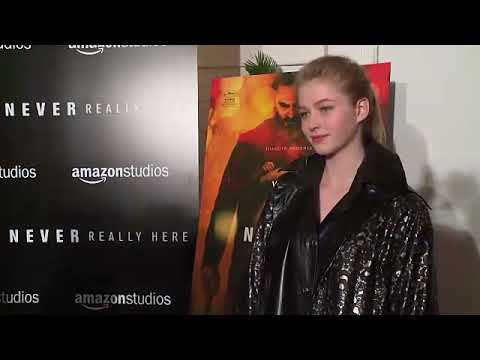 EVENT CAPSULE CLEAN  New York Premiere of Amazon Studios' 'You Were Never Really Here'