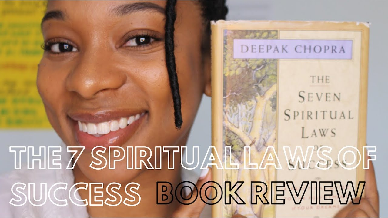 The 7 Spiritual Laws of Success   Summary + Review