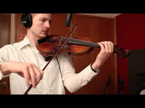 Amazing Grace / Sublime Gracia (Violin) - Max Donoso