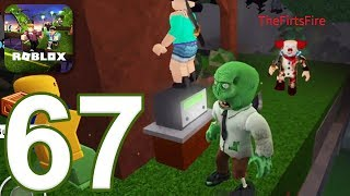 ROBLOX - Gameplay Walkthrough Part 67 - The Clown Killings Part 2 (iOS, Android)
