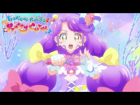Fluffy Coral Diffusion | Tropical-Rouge! Precure