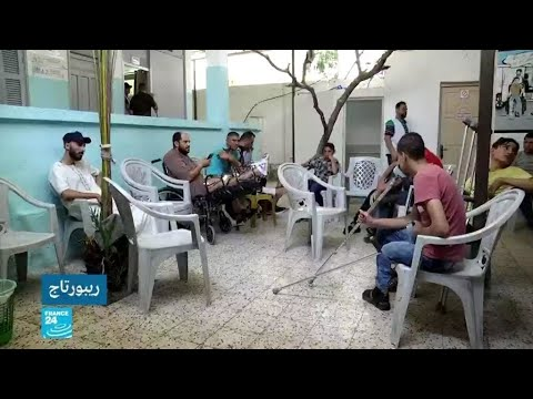 غزة: فلسطيني ينشئ معملا للأطراف الصناعية لذوي الاحتياجات الخاصة بأسعار زهيدة  - 18:00-2021 / 4 / 6