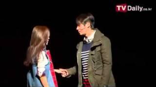 (효민) Hyomin T-ara - Roly Poly The Musical [ Kiss scene ]
