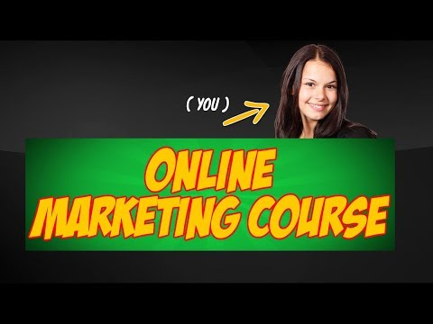 online marketing degrees courses