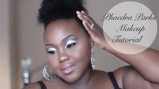 RHOA Phaedra Parks (Reunion Makeup) | Chanel Boateng Thumbnail