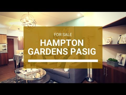 Review Of 2 BR Condo In Hampton Gardens - Project By Clairmont Realty - In Pasig, Metro Manila