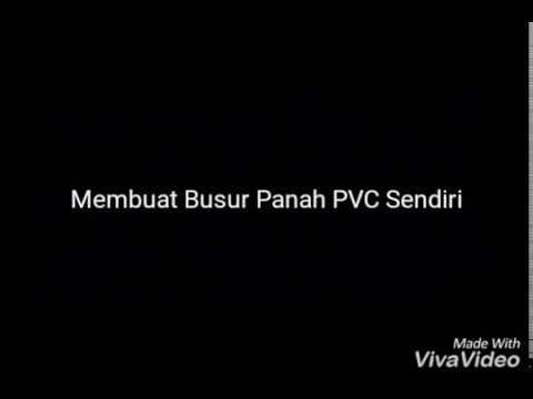 Membuat BOW PVC simple