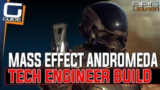 Mass Effect Andromeda - OP Tech Engineer Build