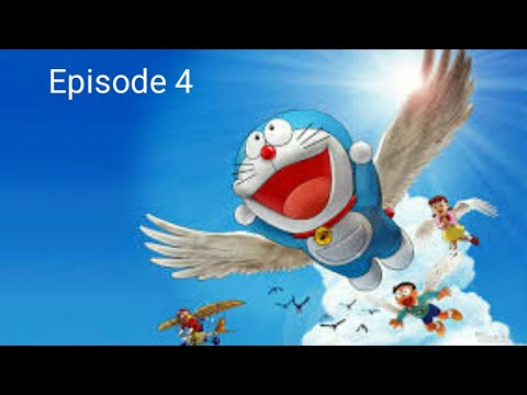 Doreamon Episode 4 in Hindi by Hindi Cartooner.