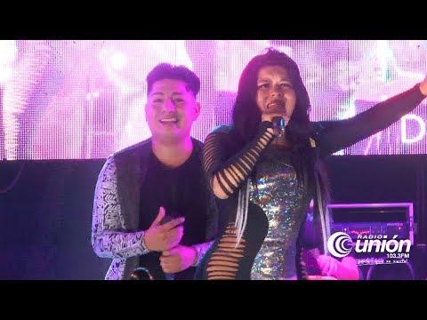 Briyit interpreta canciones de Lérida 2018 - Radio Unión