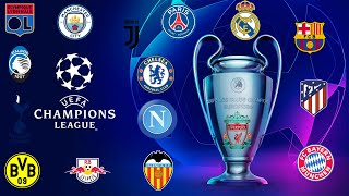 2019-20 UEFA Champions League Round of 16 DRAW  *Possible Outcomes Explained*