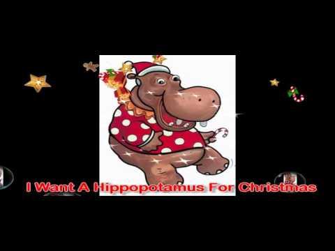 Gayla Peevey... I Want a Hippopotamus For Christmas...