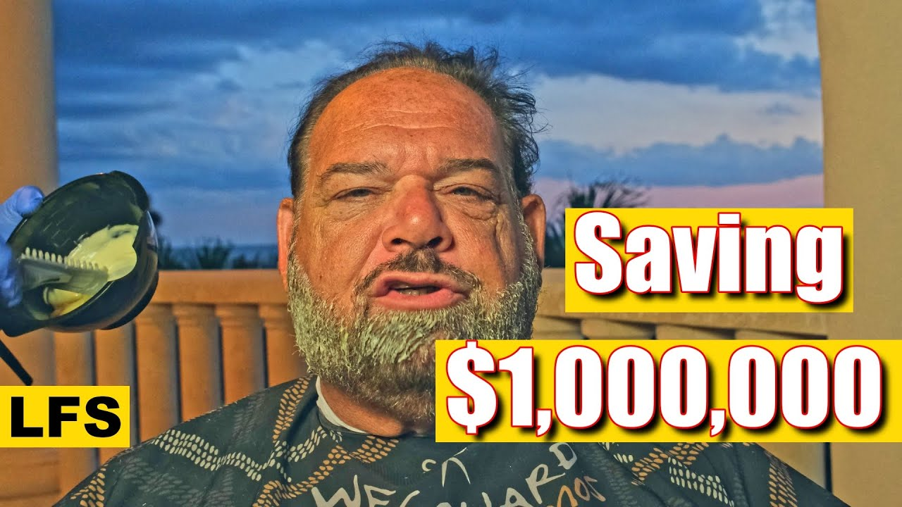 How I'm saving $1 Million | Life for Sale