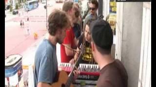BERLIN BOOM ORCHESTRA - CALAMITY SKA (BalconyTV)
