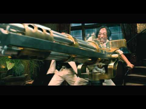 映画『るろうに剣心』予告編映像
