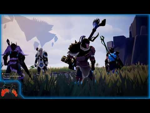 Dauntless - Count Down to Monster Hunter World