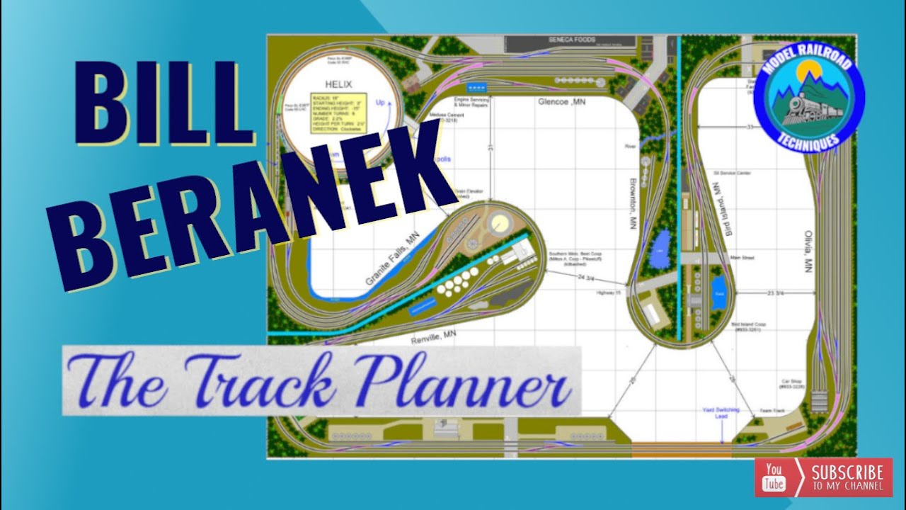 The Track Planner's: 7 design elements for a realistic track plan.